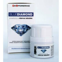 XXL Powering Blue Diamond potencianövelő 8db-os kapszula férfiaknak