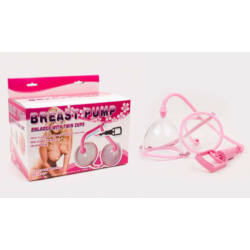 Debra - Breast Pump Pink