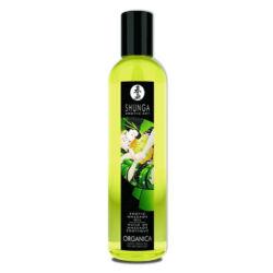Shunga - Erotic Massage Oil Exotic-Organica- Green Tea 250ml
