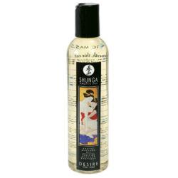 Shunga - Erotic Massage Oil Vanilla 250ml.
