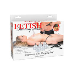 Pipedream - Fetish Fantasy Series  Beginners 6pc. Cupping Set