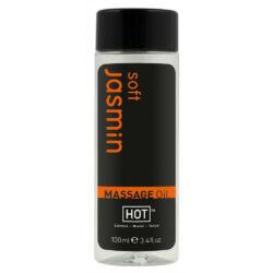 HOT Massageoil jasmin - soft 100 ml