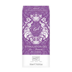 HOT O-Stimulation Gel for women 15 ml