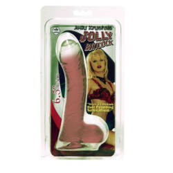Nmc - Jolly Buttcock 6.5 inch Red Dong