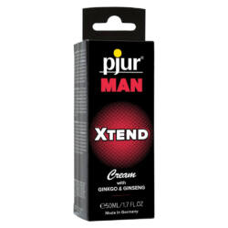Pjur - MAN Xtend Cream (50 ml)