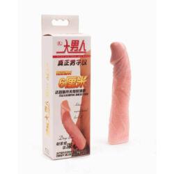Debra - Realistic Penis Sleeve Flesh