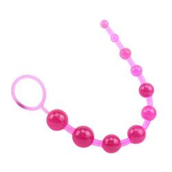Chisa Novelties - Sassy Anal Beads Pink