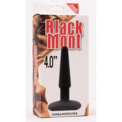 Chisa Novelties - Silicone Bute Plug 4 inch