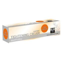 Shiatsu - Tightening cream for woman 30 ml
