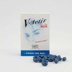 HOT V-Activ caps for men 20 pcs