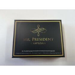 MR PRESIDENT - potencianövelő kapszula férfiaknak - 2db-os
