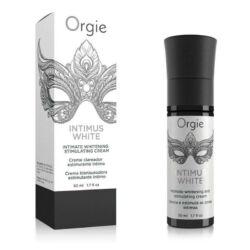 ORGIE INTIMUS WHITE - vágyfokozó és intim fehérítő krém - 50 ml