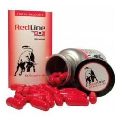 REDLINE BY XXL POWERING - potencianövelő kapszula férfiaknak - 60db-os