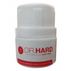 Dr. Hard potencianövelő 8db-os kapszula férfiaknak
