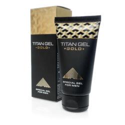 Titán gél 50 ml pénisznüvelő krém