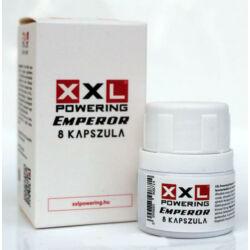 XXL Powering Emperor potencianövelő kapszula férfiaknak 8db-os