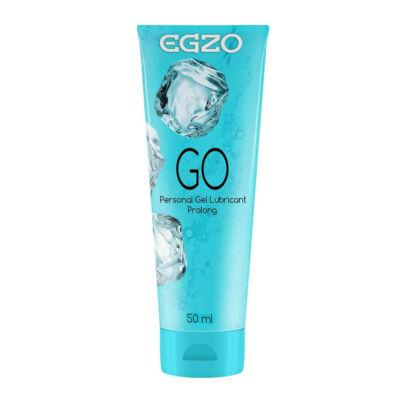 Egzo Go Vízbázisú hűsítő sikosító 50 ml