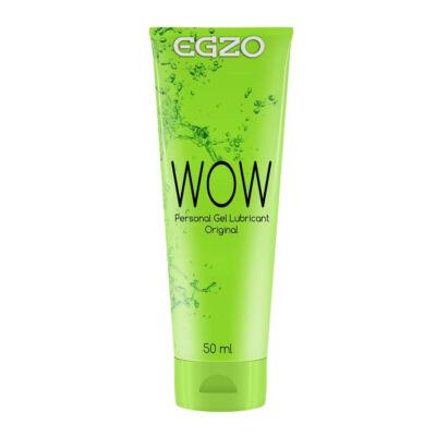 Egzo Wow Vízbázisú hagyományos sikosító 50 ml