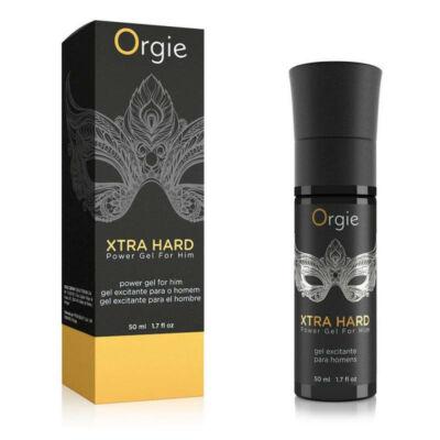 ORGIE Xtra Hard Erekciónövelő Gél 50 ml