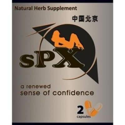 SPX potencianövelő kapszula 2db-os