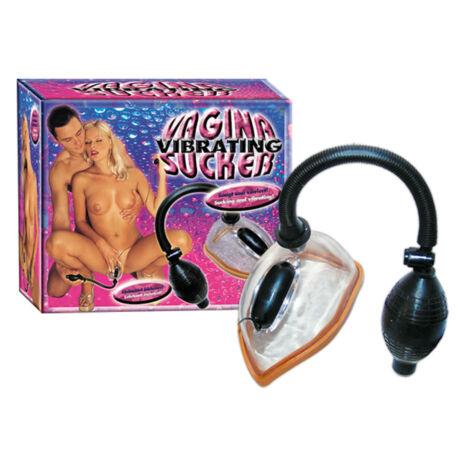 Orion - Vibrating Vagina Sucker