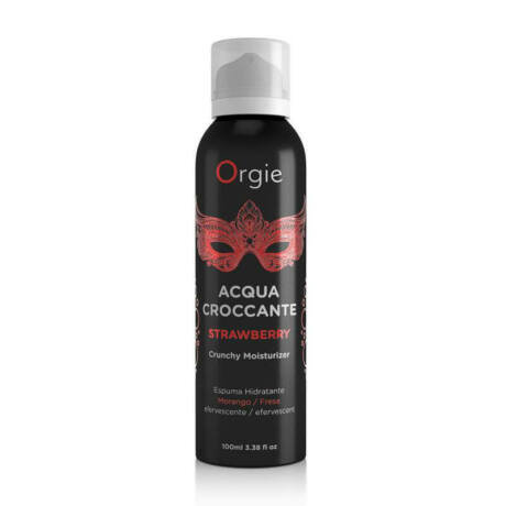 ORGIE Acqua Crocante Strawberry - masszázshab