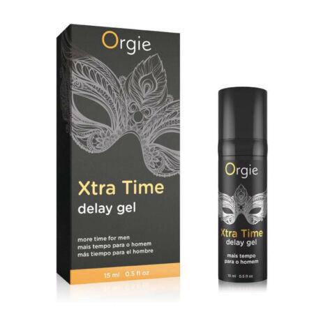 ORGIE Xtra Time Delay Gel 15 ml - késleltető gél